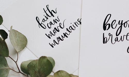 faith edit